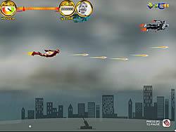 Ironman Air Combat game