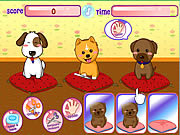 Play Puppies salon Game