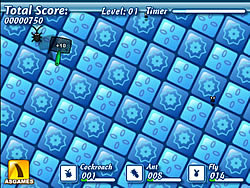 Bugs Buster game