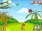 Volcano - Panic In Island game