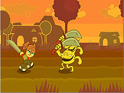 Sammy Samurai Runner game
