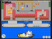 Docker Sokoban game