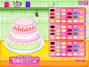 Birthday Cake Chef game