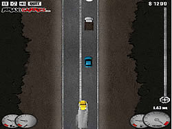 Mad Trucker game