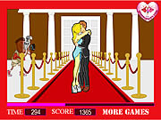 Celebrity Long Kisses game