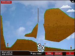 Soccer Balls game