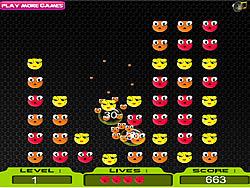 Smiley Burst game