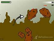 Asteroid Blaster game
