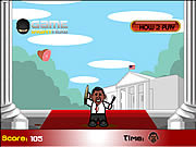 Play Obama protect yourself Game