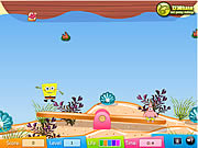 Spongebob Squarepants - Seasaw Mania game