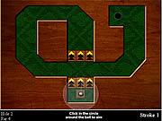 Flop Shot Minigolf game