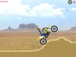 Motor Bike game