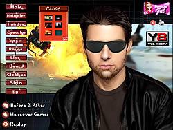 Tom Cruise Dress Up game