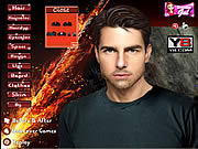 Play Tom cruise dress up Game