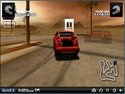Mobil 1 Global Challenge game