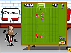 Soccer Set Piece Superstar game