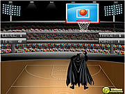 Batman vs Superman Basketball Tournament لعبة