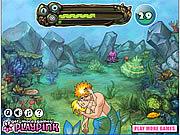Play Mermaids kiss Game