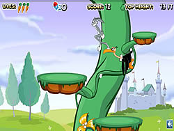 Beanstalk Bunny and the Abominable Snow Rabbit game