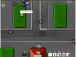 Pub Defender game