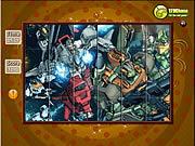 Spin n Set - Transformers game