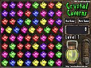 Crystal Caverns game