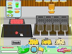 Best Burger game