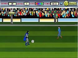 Batman Soccer game