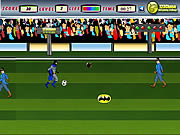 Batman Soccer game