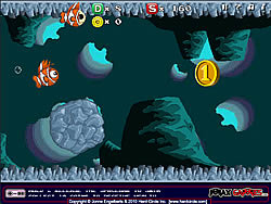 Swim Mr. Fish game