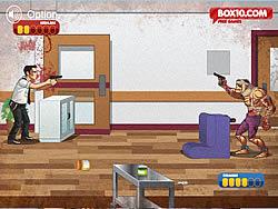 Zombie Warrior Man game