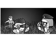 Watch free cartoon Resident Evil: Flash Edition