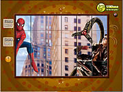 Spin n Set - Spiderman 2 game