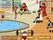 Naughty Gym Class game