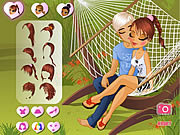 A Kiss In A Hammock game