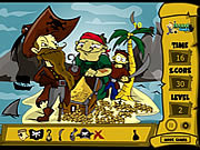Pirates Hidden Objects game