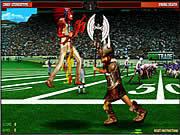 Mascot Kombat game