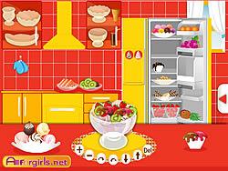 Cool Fruit Ice Cream game