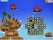 Pirate's Treasure Defender game