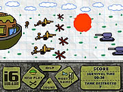 Play Ant soldier Game