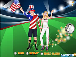 World Cup Fans game