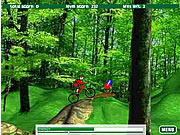 Mountain Bike game