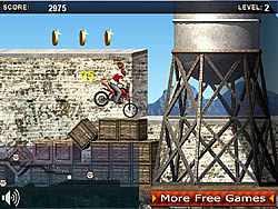 Bike Adventure game