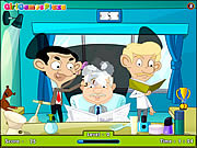 Trouble in Hair Saloon game