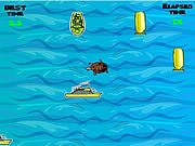 Play Turtle crossing Game