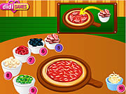 Play Bellas pizza Game
