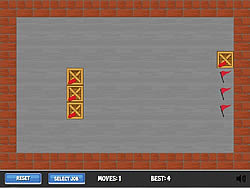 Warehouse Worker game