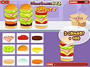 Yummy Burgers game