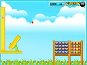 Cannon Fruit Shooter game