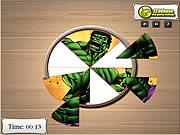 Pic Tart - Hulk game